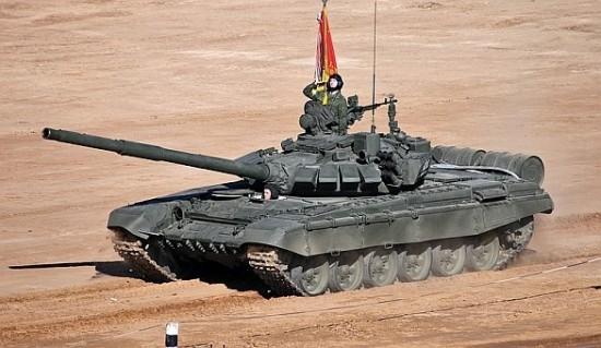 Foto: T-72B3 /  Vitaly V. Kuzmin, Wikimedia Commons, CC 3.0